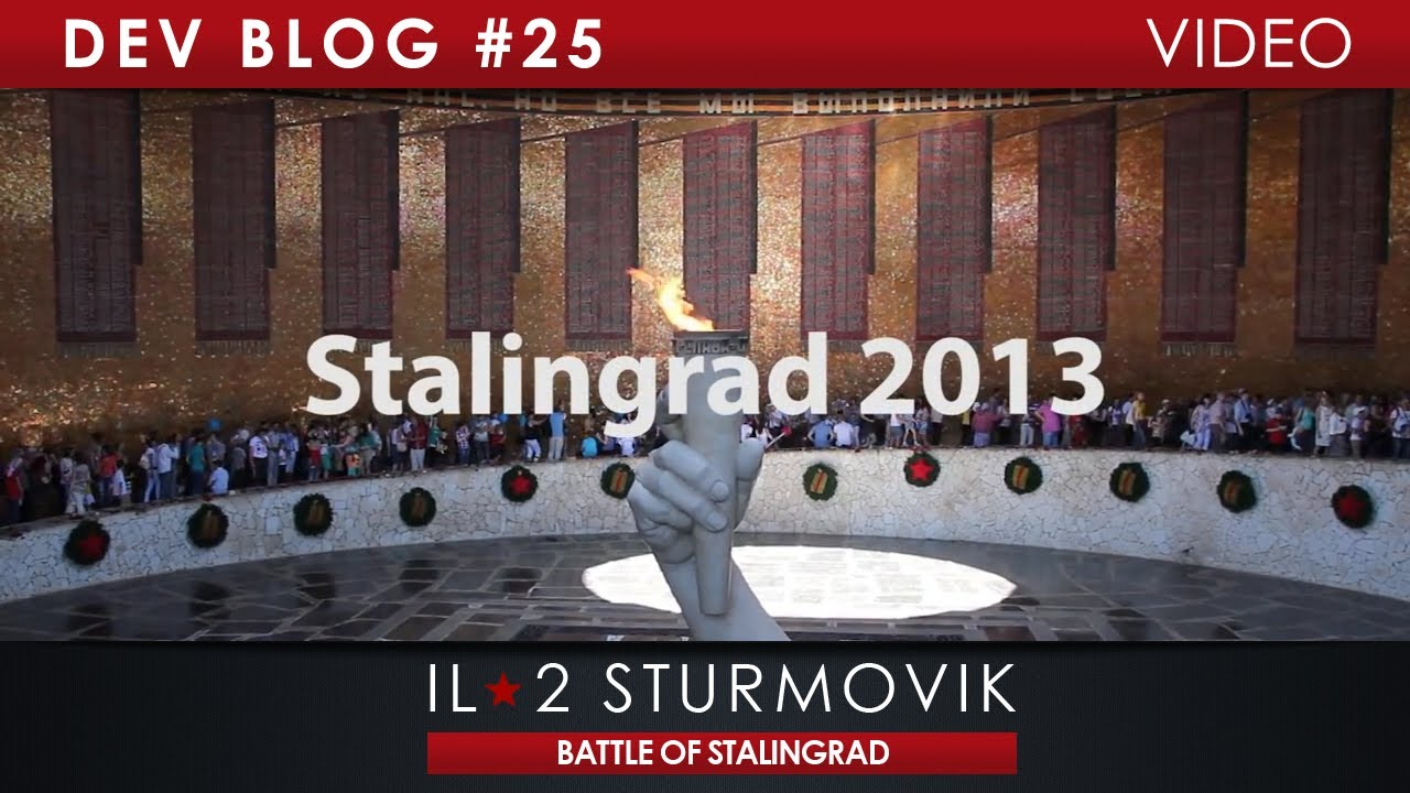 Download IL2BOS Documentary - Team in Stalingrad 2013