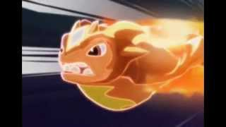 Slugterra megamorphs and the elementals slugs