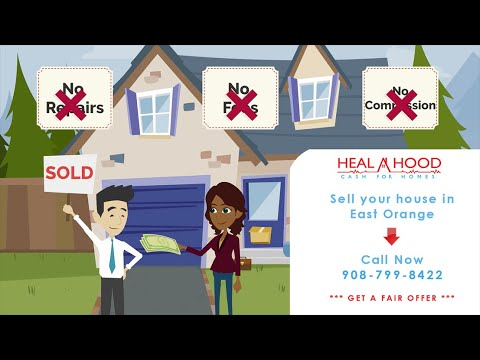 We Buy Houses East Orange | 908-799-8422 | Cash for Homes in East Orange, NJ