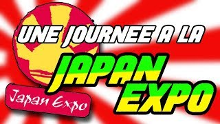 Une journée à la Japan Expo 2018