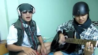 Cơn mưa ngang qua cover guitar - Du ca bờ kè ( Nha Trang )