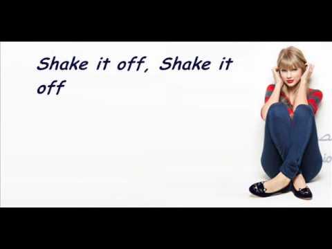 Taylor Swift Shake It Off مترجمة بالعربي