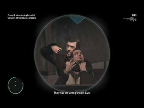 GTA 4   Mission #48 - Hostile Negotiation