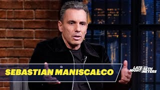Sebastian Maniscalco Was Petrified Working with De Niro and Pesci on The Irishman