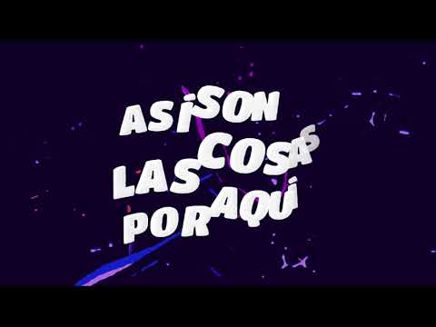 KolomB, Métricas Frías & LocoAlien - Por Aquí (Official Lyric Video)