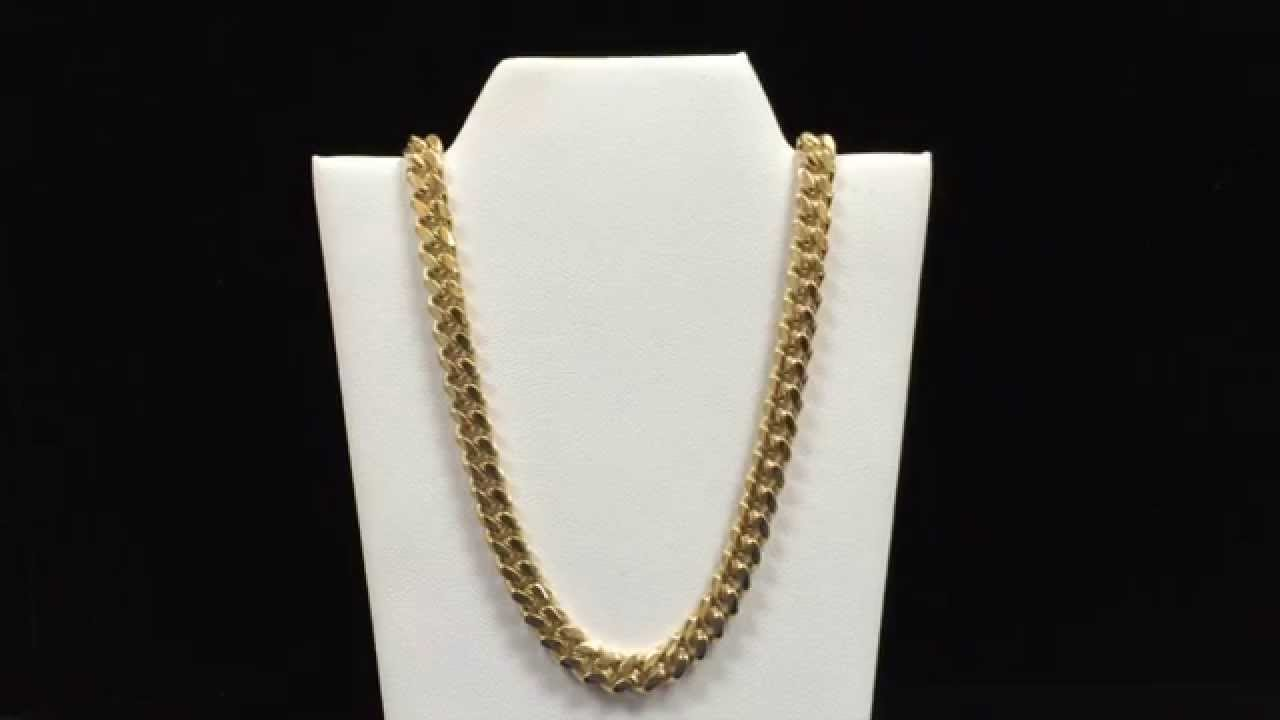 2 Mm Miami Cuban Link Chain