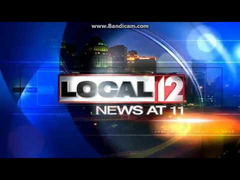 WKRC: Local 12 News At 11pm Open--01/21/16