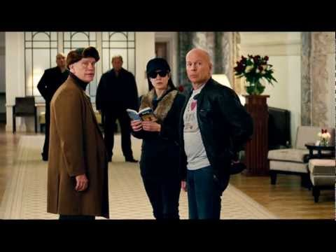 Red 2 Retired Extremely Dangerous | Trailer #1A US (2013) R.E.D. Bruce Willis John Malkovich