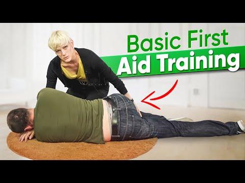 Basic First Aid Training UK (Updated 2020)