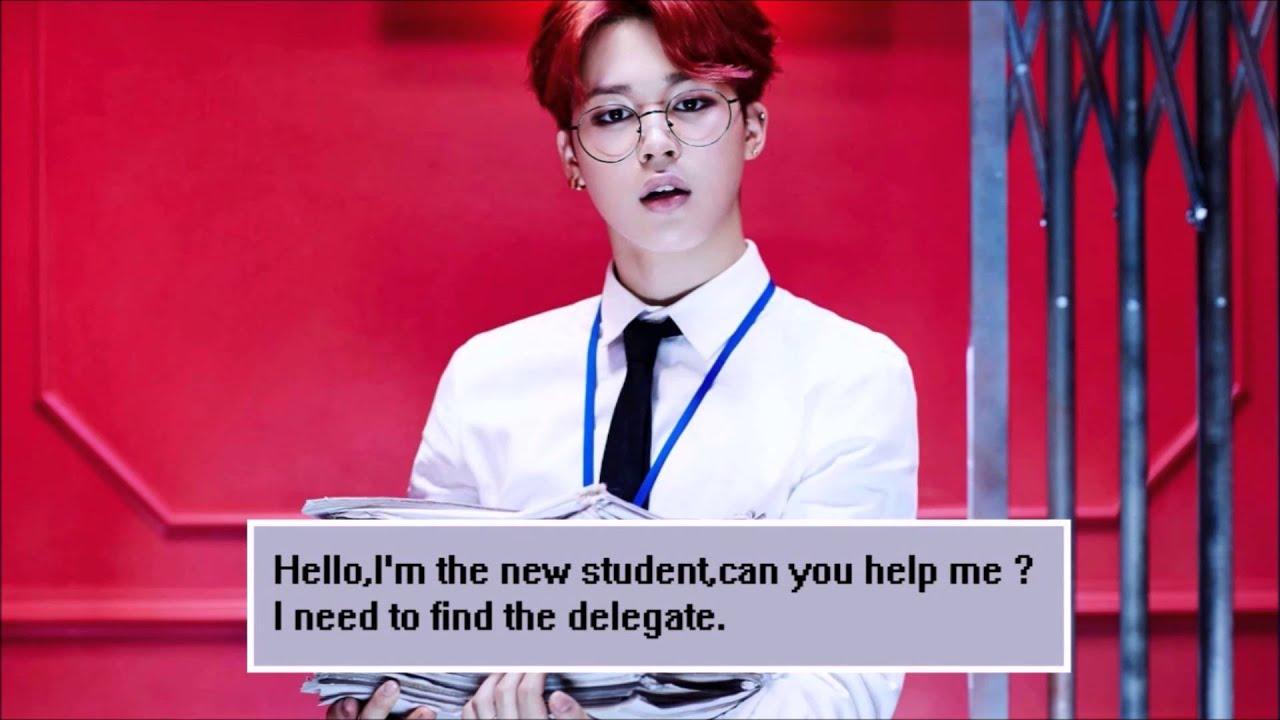 gyeonghwan and jimin dating sim