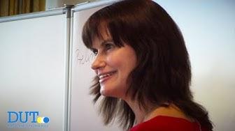 Erfahrungen mit der DUT: Iris Wagner, Englisch-Dozentin in der Weiterbildung