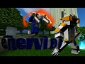 ÉPERVIER SUR MINECRAFT #1 MODE AGENT SECRET ACTIVÉ !!