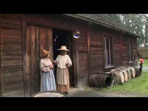 Canada 150- Fort Langley National Historic Site