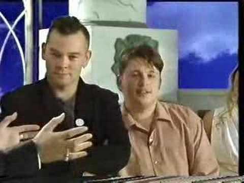 "Richard Herring & Stewart Lee on ""Gamesmaster"" Part 1 of 2"