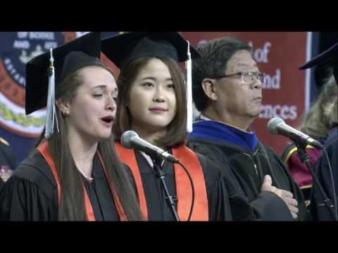 2016 Fall Graduation, 2 p.m.