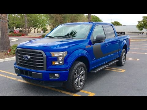 Perfect 2016 Ford F 150 Special Edition FX4 Review  Doovi