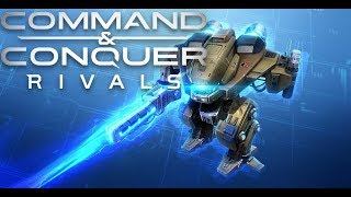 Command and Conquer: Rivals Tech Lab Rush Titan Strategy Guide GDI Live Game Commentary