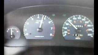kia clarus 0-100km/h