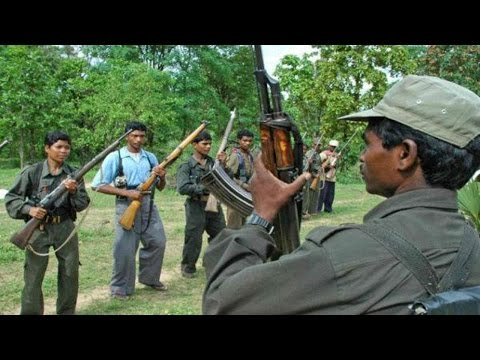 12 Maoists gunned down in Jharkhand