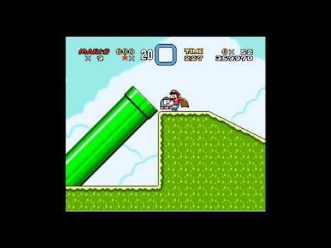 Das wie bekomme ich viele Leben Super Mario World Special
