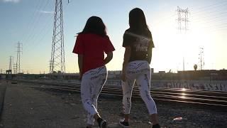 Vlog #9 of Street2Track photoshoot / Videoshoot with Hanna Ferraez and Luckylittlestar