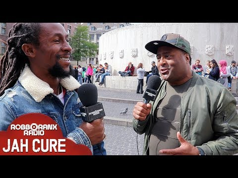 """Amsterdam is my second home..."" Jah Cure 