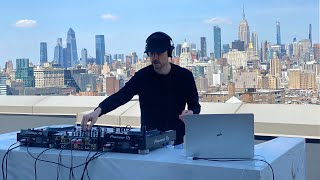Cosmic Gate - Classic Set From New York Rooftop