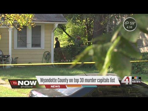 Wyandotte County: A U.S. murder capitol?