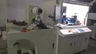 digital label plotter cutting machine, Any cut, Any shift, digital label finishing