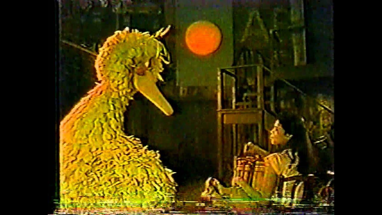 Classic Sesame Street - Big Bird And The Sun Parte 1-8687