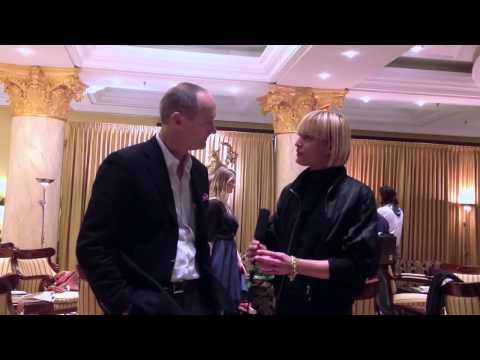 "RUTH MEGARY LINDT DIVA ""GRAND DAME"" INTERVIEW MIT DR. ADALBERT LECHNER"