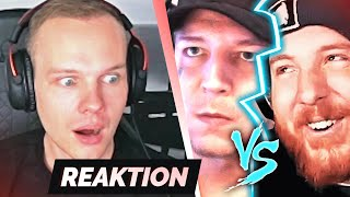 Unge vs Monte YouTube Kacke 😱 zu krass 🤣 | Reaktion