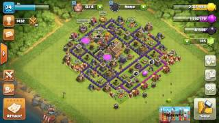 CLASH OF CLANS NEW UPDATE!!! GAMEPLAY BUILDER HALL-NEW HERO-BOAT TRAVEL..ATTACK STRATEGY