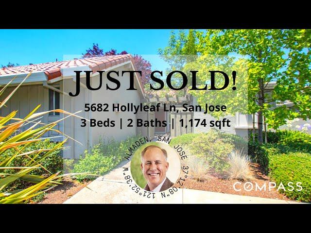 JUST LISTED! 5682 Hollyleaf Ln, San Jose, CA, 95118   Tenczar Team