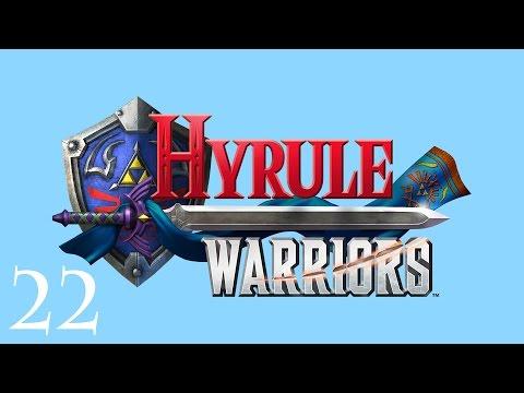 22 Hyrule Warriors ita - DLC - Prima missione con Cia
