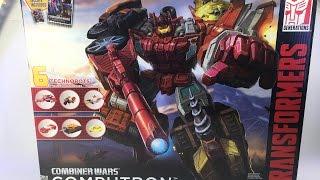 Transformers - Combiner Wars COMPUTRON