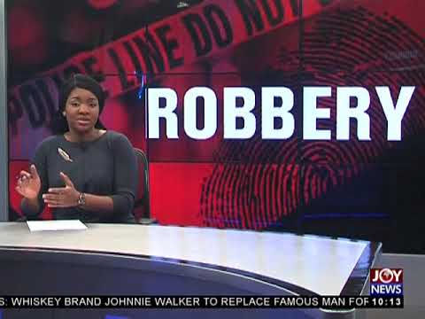 Insecurity In Ghana - News Desk on Joy News (28-2-18)