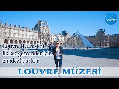 Louvre Müzesi'ni İlk Kez Gezecekler İçin En İdeal Parkur