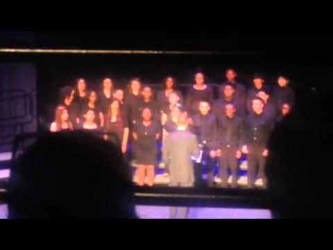 ChiArts Curtain Call 2015 Choral Experience