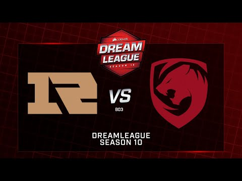Royal Never Give Up vs  Tigers, DreamLeague Minor, bo3, game 3 [Mortalles & Adekvat]
