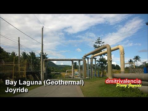 Pinoy Joyride - Bay Laguna (GEOTHERMAL) Joyride
