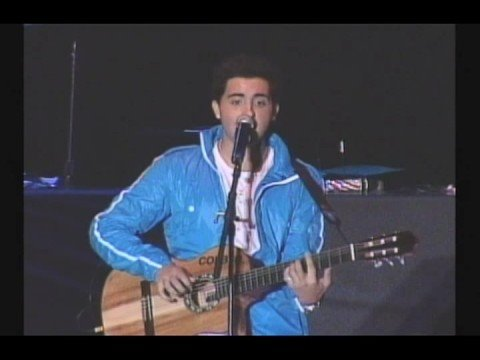 Grammy Award Nominee Colby O'Donis LIVE Performance @ Fresno Fair! His Fans are Awesome!