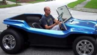 VW Dune Buggy Manx Style