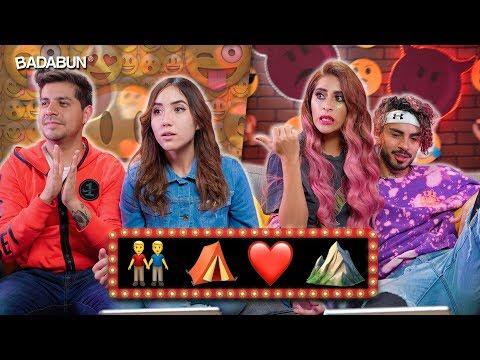 YouTubers Adivinan La Pel铆cula Secreta con Emojis