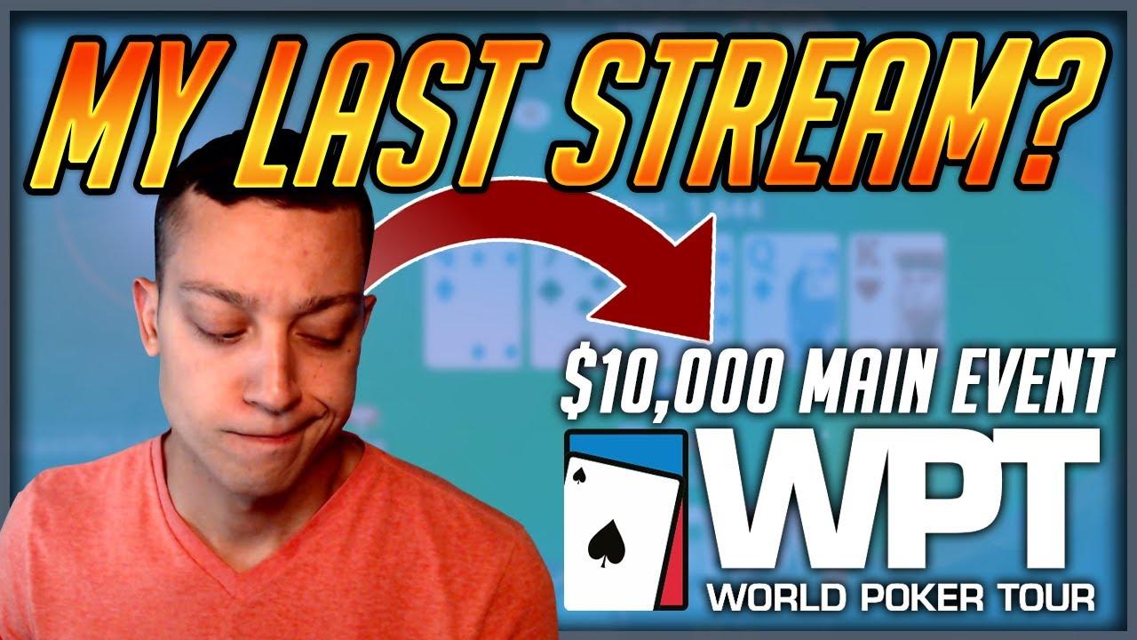 BBZ's LAST MTT STREAM! - $10k & 5k MADNESS!