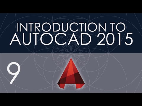 Intro to AutoCAD 2015 - 09 - Text Styles