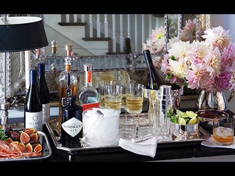 Windsor Smith on Creating the Perfect Bar Cart