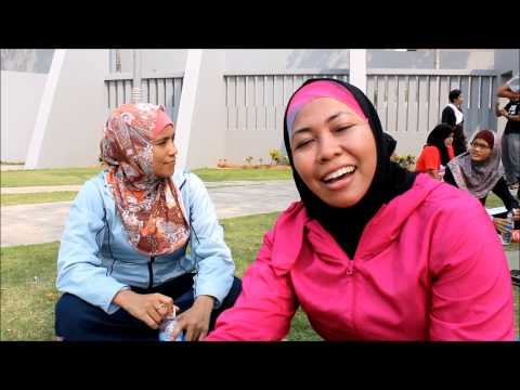 Freeletics Malaysia @ Marina Putrajaya