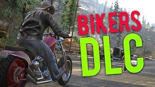 NAJNOVIJI UPDATE U GTA V ! Grand Theft Auto V - BIKERS DLC w/Cale LIVE STREAM