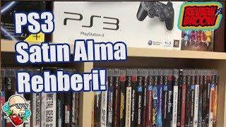 PS3 SATIN ALMA REHBERİ (oyunlar-aksesuarlar-dikkat etmeniz gerekenler)